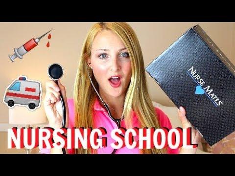 NURSING SCHOOL SUPPLIES HAUL