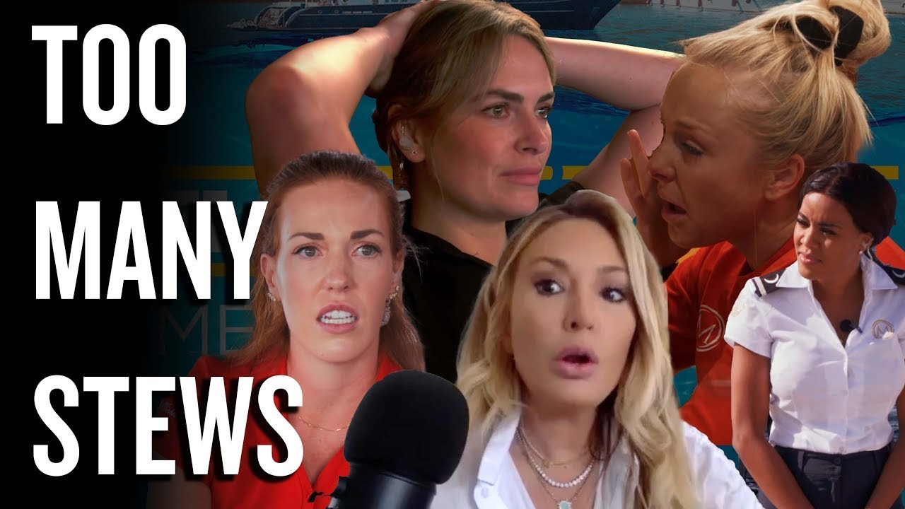 Download Too Many Stews ft. Kate Chastain | Below Deck Med S6 E10 Recap