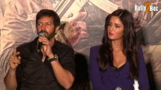 Indian journalist shouts at Kabir Khan for defending Pakistan