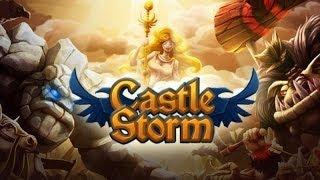 CastleStorm FR - Une tarte tatin [HD] [1080p] Gameplay