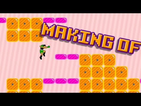 I'm making a Little Mac Platformer. Design your own levels and I'll put them in the final game!