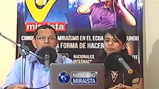 Emisión en directo de Radio Web Miraista Ecuador 05/08/2017