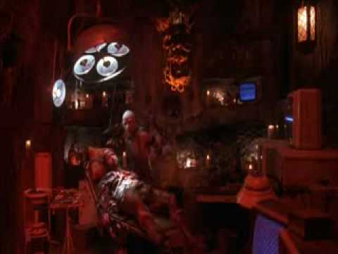 House Of 1000 Corpses: Doctor Satan's Office Full