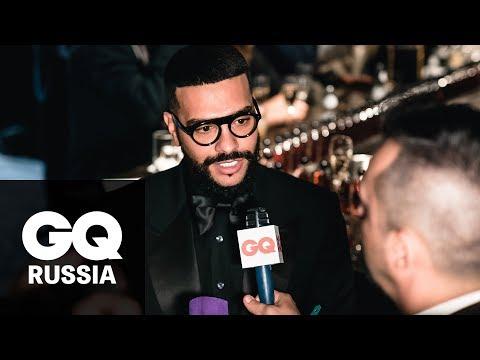 Официальный видеоотчет о премии «GQ Человек года» 2018