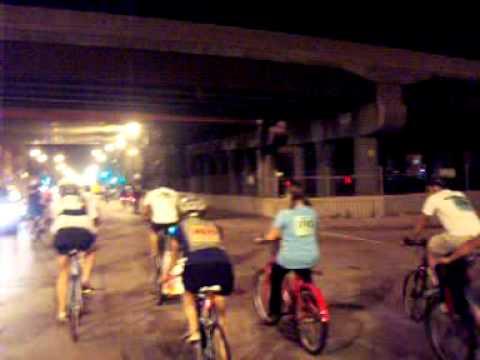 Karaoke Bike Ride!