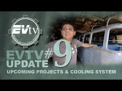 DIY EV VW Bus transformation - Let the Fabricating begin