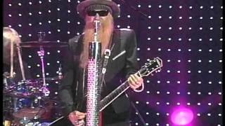 ZZ TOP Cheap Sun Glasses  2007  Live