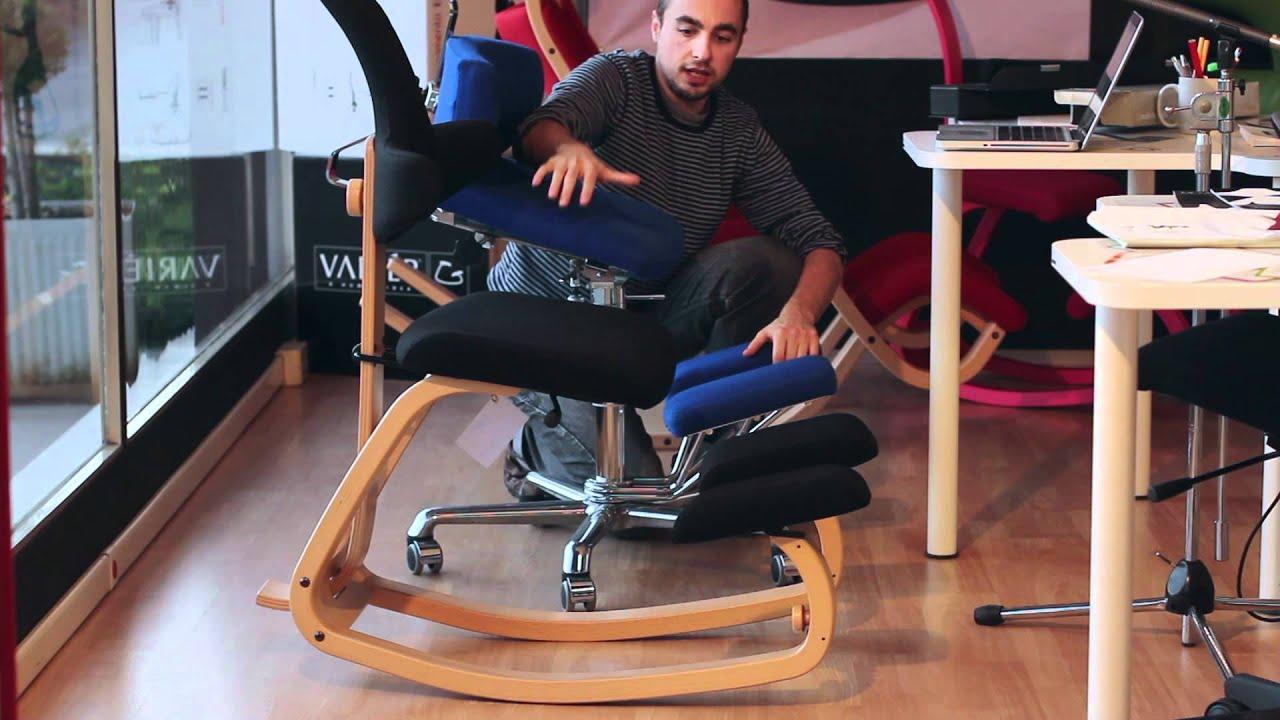Comparativa sedie ergonomiche komfort e stokke thatsit for Sedia design svedese