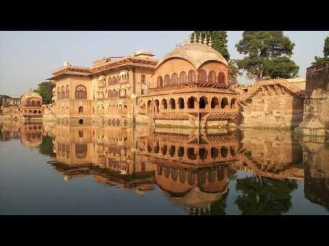 Deeg Palace, Bharatpur, Rajasthan, India
