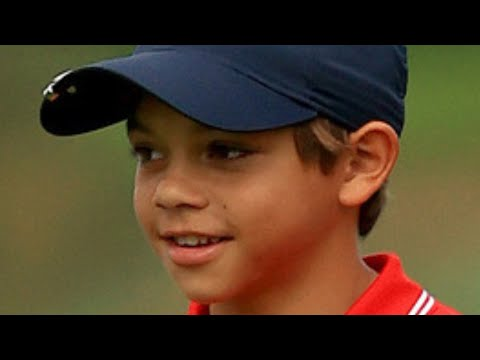 The Truth About Tiger Woods' Son Charlie Woods