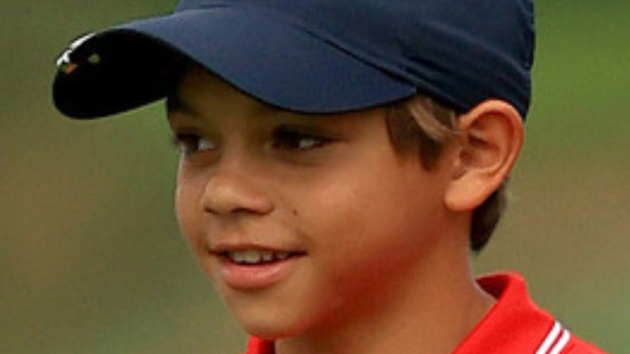 Download The Truth About Tiger Woods' Son Charlie Woods