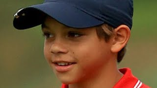 The Truth About Tiger Woods Son Charlie Woods