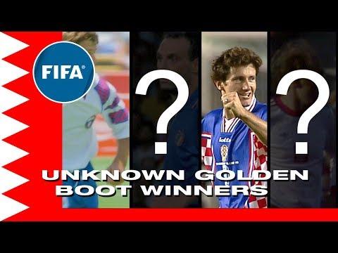 The Best Golden Boot Winners You've Never Heard Of