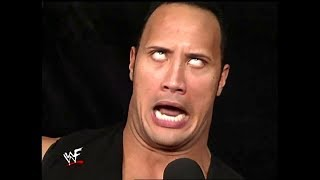 The Rock's Funniest Moments