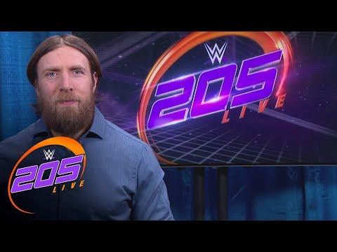 SmackDown LIVE GM Daniel Bryan addresses the state of WWE 205 Live: WWE 205 Live, Jan. 23, 2018