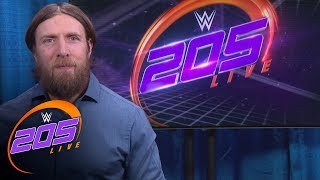 SmackDown LIVE GM Daniel Bryan addresses the state of WWE 205 Live: WWE 205 Live, Jan. 23, 2018