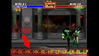 Game : Ultimate Mortal Kombat 3 - Brutality + code