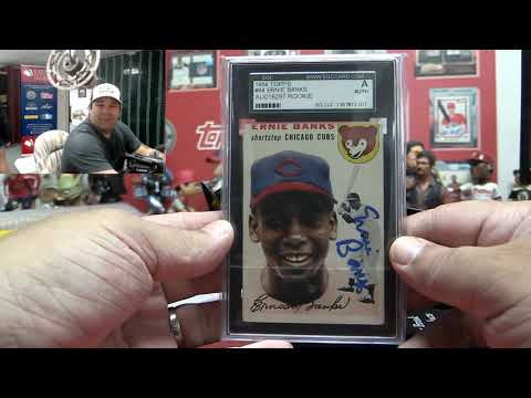 One of the Coolest Breaks I Have Ever Done. Amazing. Super Break LSC Exclusive 5x Case Break for BV.
