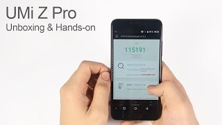 UMI Z PRO Unboxing & Hands On