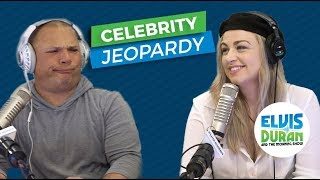 Celebrity Jeopardy: Bethany, Greg T, and Froggy | Elvis Duran Show