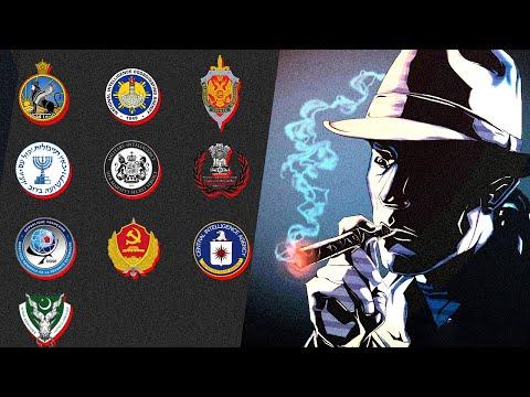 Top Ten Intelligence Agencies In the World | Secret Agencies | Spies