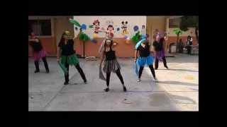 Magalenha-Sergio Mendes Coreografía: Nelly Cano