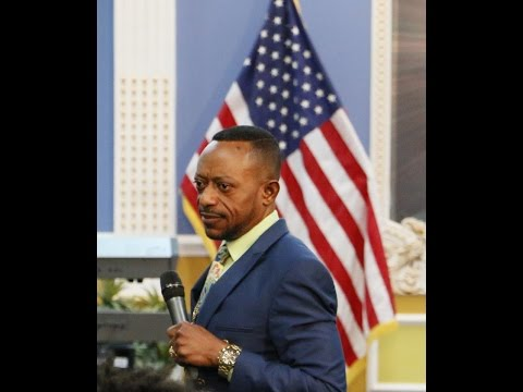 The will of God by Apostle Dr. Isaac Owusu-Bempah. Part 1