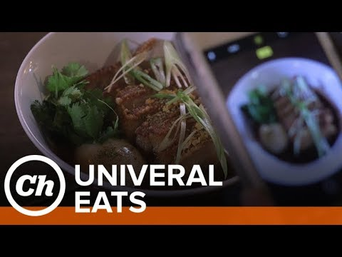 Do You Know Where Your Food Comes From? | Universal Eats