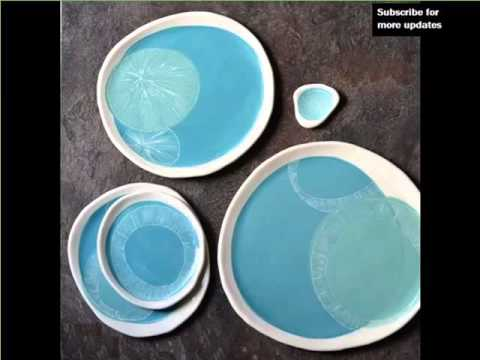 Handmade Ceramic Plates | Picture Ideas Of Ceramic Arts u0026 Decoration Options & Handmade Ceramic Plates | Picture Ideas Of Ceramic Arts u0026 Decoration ...