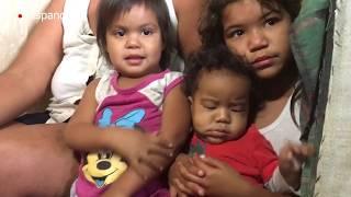 Los pobres solo tienen agua para calmar el hambre en Caracas