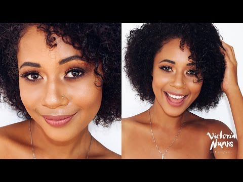 Pacific Island Glam | Full Face Tutorial | Victoria Nunns
