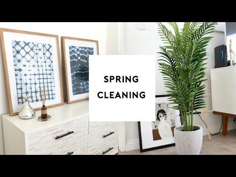 Spring Clean With Me | Nastazsa