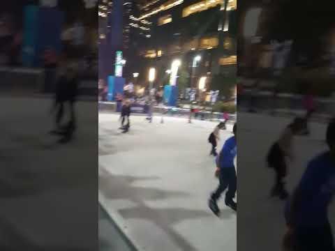 Houston ice skating