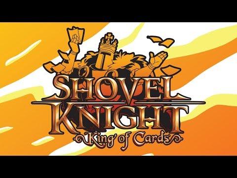 Shovel Knight: King of Cards' and 'Shovel Knight Showdown