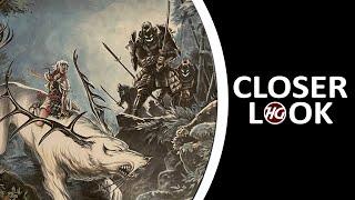 Humanoids: Izuna Oversized Deluxe Edition HC (Books 1 2) - CLOSER LOOK