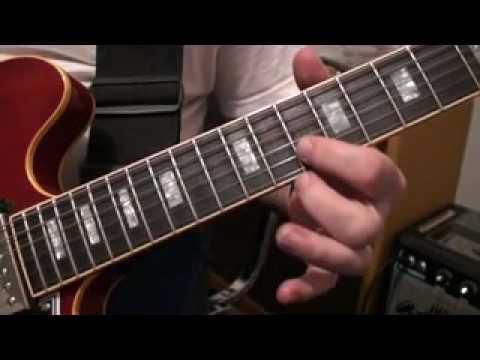 B.B. King Blues Guitar Lesson - YouTube