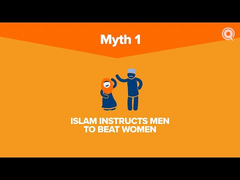 Does Islam Instruct Men To Beat Women?