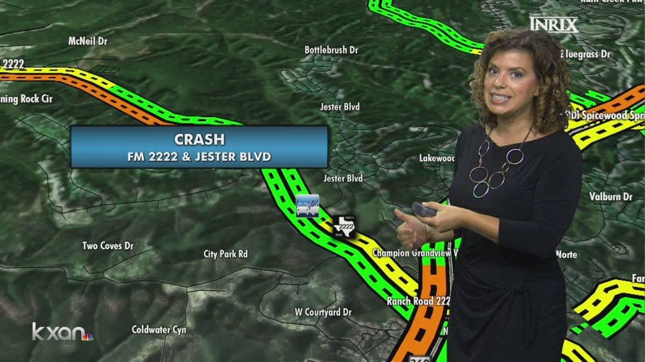 Kxan Traffic Map.Amanda Dugan Traffic Youtube
