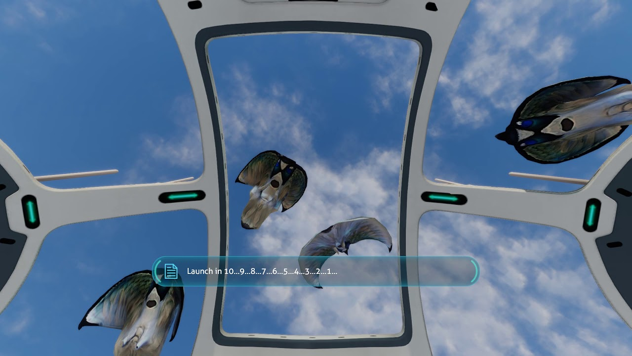 Subnautica Leaving Planet 4546B
