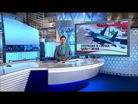 Foreign journalists were invited to the Russian air base in Syria