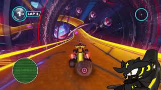 TOXICITY WITHIN COMMUNITIES... | Sonic and All Stars Racing Transformed | Arcade Cup