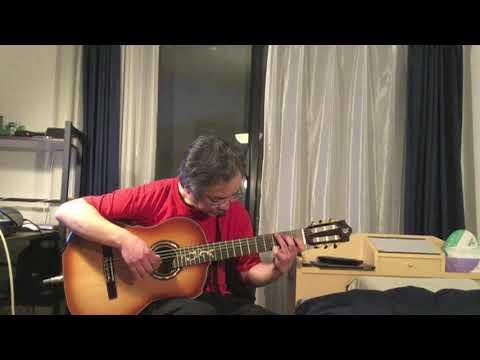 I Am A Rock (Fingerstyle guitar)