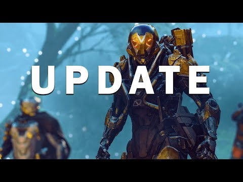 Anthem Update: E3 REVEAL INFO! Post-Launch Support, Loot-System, & More!
