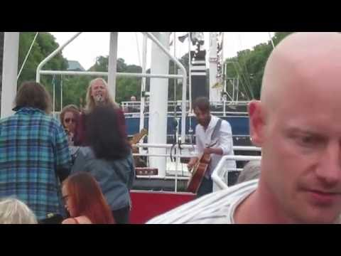 Willie and the Goodsouls :  1.7.16 Papa joe, Turku.