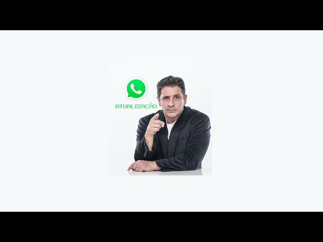 Denunciar mensagens abusivas no Whatsapp.