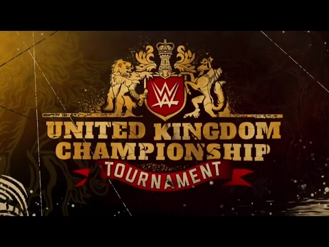 WWE United Kingdom Championship Tournament: P  FULL : WWE Network