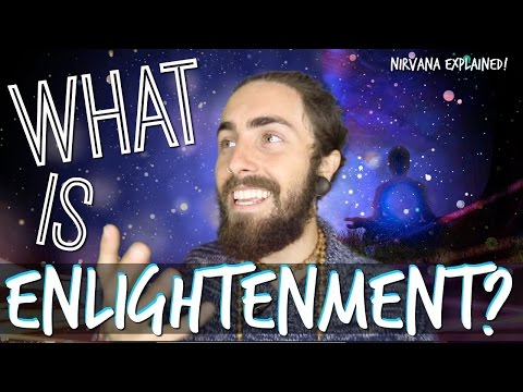 What is Enlightenment!? (The Spiritual Truth Explained)