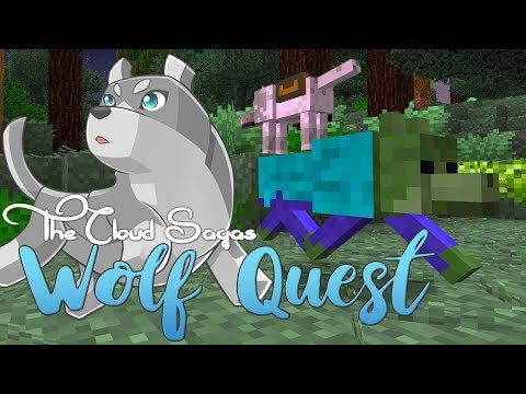 Night of the Zombie Wolves!! ⛅🐺 Cloud Sagas: Wolf Quest Rescue! • #15