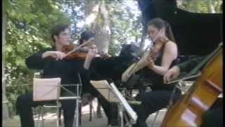 Robert Schumann - Piano Quintet opus 44 (full) - Ensemble Syntonia