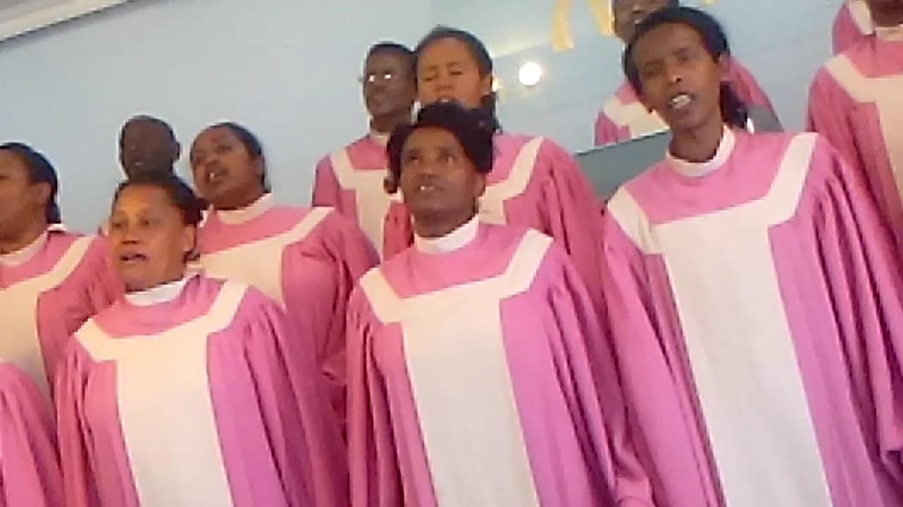 Apostolic church of Ethiopia Semien rohobot  chior, Hailehe Yneqsaqse Mezmure  Addis Ababa24 12 17
